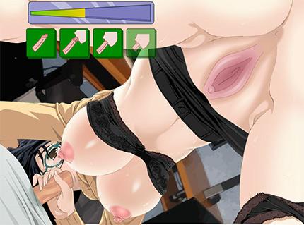 Порно квест игра с обалденными девушками